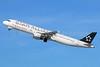 Air Canada Airbus A321-211 C-GITU (msn 1602) (Star Alliance) LAX (Michael B. Ing). Image: 940257.