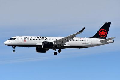 Air Canada Airbus A220-300 (CS300 BD-500-1A11) C-GJYC (msn 55090) YYZ (TMK Photography). Image: 952988.