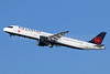 Air Canada Airbus A321-211 C-GITY (msn 1611) LAX (Michael B. Ing). Image: 940258.