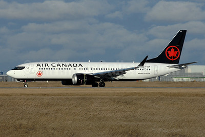 Air Canada Boeing 737-8 MAX 8 C-FSCY (msn 61208) YYZ (TMK Photography). Image: 941126.