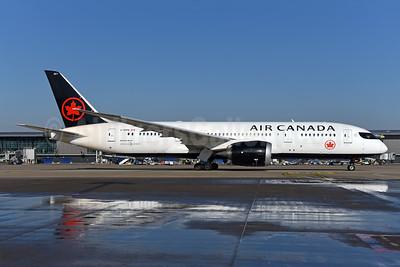 Air Canada Boeing 787-8 Dreamliner C-GHPQ (msn 35257) BRU (Ton Jochems). Image: 941093.
