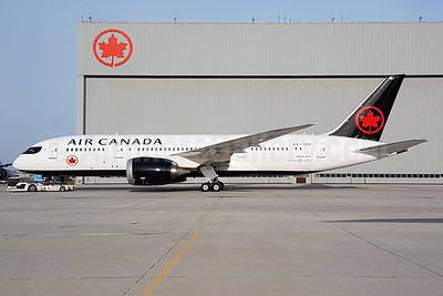 Air Canada introduces a new look for 2017