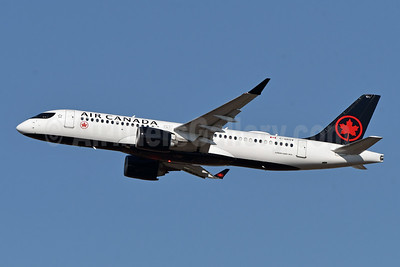 Air Canada Airbus A220-300 (CS300 BD-500-1A11) C-GROV (msn 55067) YYZ (TMK Photography). Image: 949619.