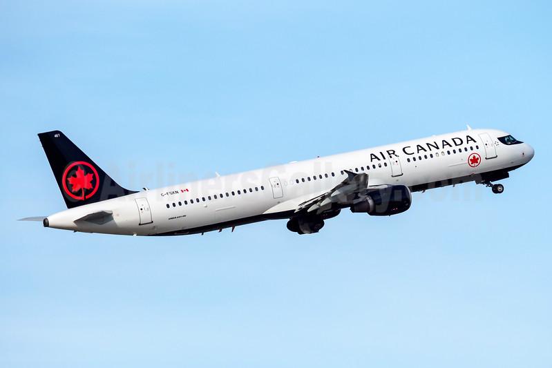 Air Canada Airbus A321-211 C-FGKN (msn 3051) FLL (Andy Cripps). Image: 940644.