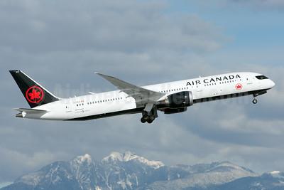 Air Canada Boeing 787-9 Dreamliner C-FVLQ (msn 38357) YVR (Rob Rindt). Image: 941095.