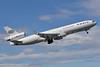 Air Canada-World Airways McDonnell Douglas MD-11 (F) N381WA (msn 48523) ANC (Keith Burton). Image: 900326.