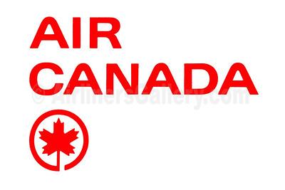 1. Air Canada logo (1965)