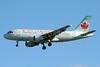 Air Canada Airbus A319-114 C-FZUJ (msn 719) YYZ (Jay Selman). Image: 403311.
