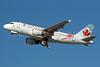 Air Canada Airbus A319-113 C-GBHZ (msn 813) (Kid's Horizon) FLL (Bruce Drum). Image: 101772.