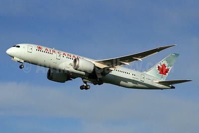 Air Canada Boeing 787-8 Dreamliner C-GHPY (msn 35262) LHR (SPA). Image: 936512.