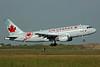 Air Canada Airbus A319-113 C-GBHZ (msn 813) (Kid's Horizon) YYC (Chris Sands). Image: 927237.