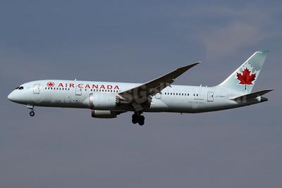 Air Canada Boeing 787-8 Dreamliner C-GHPV (msn 35260) LHR (SPA). Image: 936511.