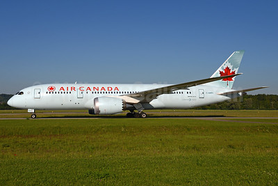 Air Canada Boeing 787-8 Dreamliner C-GHPV (msn 35260) ZRH (Rolf Wallner). Image: 937930.