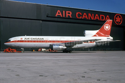 Air Canada Lockheed L-1011-385-1-15 TriStar 100 C-FTNL (msn 1073) YYZ (Rob Rindt Collection). Image: 923189.
