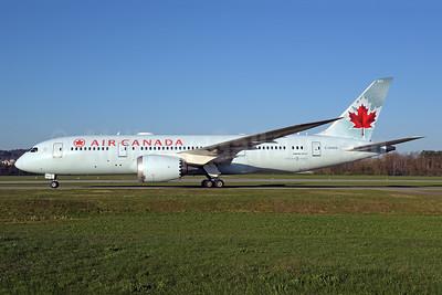 Air Canada Boeing 787-8 Dreamliner C-GHQQ (msn 35263) ZRH (Rolf Wallner). Image: 953409.