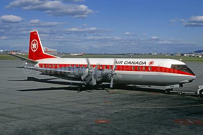 Delivered December 14, 1960 (TCA), in AC's original 1964 livery