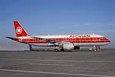 Former 65 Years logo jet