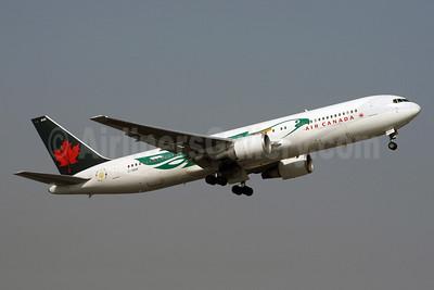 Air Canada Boeing 767-38E ER C-GBZR (msn 25404) (Free Spirit)