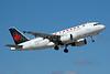Air Canada Airbus A319-112 C-GJVS (msn 1718) MIA (Bruce Drum). Image: 101733.