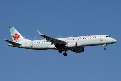 Air Canada Embraer ERJ 190-100 IGW C-FLWK (msn 19000096) YYZ (Jay Selman). Image: 403306.