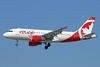 Air Canada rouge (Air Canada) Airbus A319-112 C-GKOB (msn 1853) LAX (Michael B. Ing). Image: 926176.
