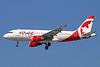 Air Canada rouge (Air Canada) Airbus A319-114 C-FYNS (msn 572) LAX (Michael B. Ing). Image: 925025.