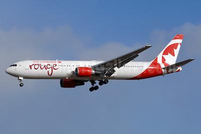 Air Canada rouge (Air Canada) Boeing 767-375 ER C-GEOQ (msn 30112) YYZ (TMK Photography). Image: 936507.