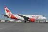 Air Canada rouge (Air Canada) Airbus A319-114 C-FYJH (msn 672) YYC (Ton Jochems). Image: 928682.