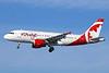 Air Canada rouge (Air Canada) Airbus A319-113 C-GBHZ (msn 813) LAX (Michael B. Ing). Image: 926177.