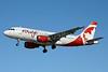 Air Canada rouge (Air Canada) Airbus A319-112 C-GKOB (msn 1853) YYZ (Jay Selman). Image: 403343.