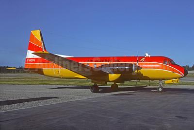 Damaged beyond repair on landing at Waskaganish Airport, QC on December 3, 1988