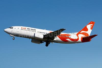 Air Inuit Boeing 737-33A (QC) C-GFFN (msn 25402) YUL (Gilbert Hechema). Image: 951156.