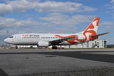 Air Inuit Boeing 737-33A (QC) C-GFFN (msn 25402) YYZ (TMK Photography). Image: 950639.
