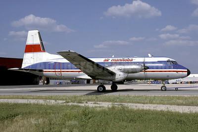 Air Namibia (Northland Air Manitoba) Hawker-Siddeley HS.748-276 C-FAGI (msn 1699) (Jacques Guillem Collection). Image: 951486.