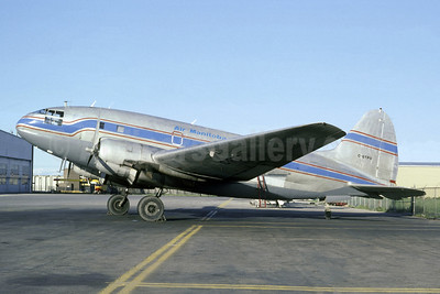 Air Namibia (Northland Air Manitoba) Curtiss C-46F-1-CU Commando C-GTPO (msn 22556) YWG (Christian Volpati Collection). Image: 951483.