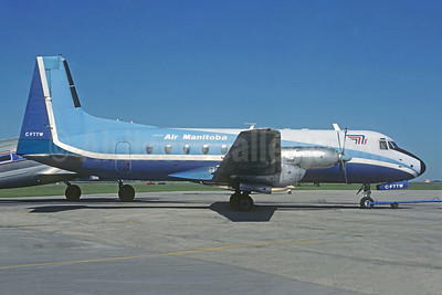 Air Namibia (Northland Air Manitoba) Hawker-Siddeley HS.748-264 Series 2A C-FTTW (msn 1681) (Air Botswana colors) (Christian Volpati Collection). Image: 951485.
