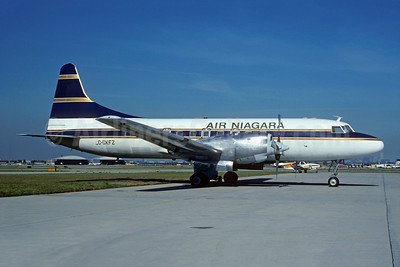 Air Niagara (Canada) Convair 580 C-GKFZ (msn 79) MDW (Christian Volpati Collection). Image: 951489.