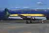 Air North (Canada) Douglas C-54A-DC (DC-4) C-FGNI (msn 10389) YXY (Perry Hoppe). Image: 911169.
