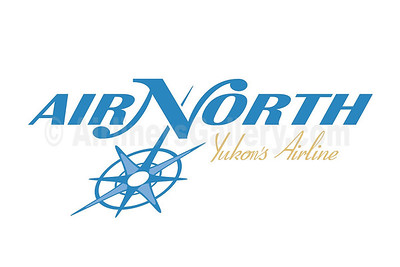 1. Air North (Canada) logo