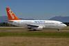 Air North-Yukon's Airline (Canada) Boeing 737-201 C-GNAU (msn 21817) YVR (Royal S. King). Image: 900625.