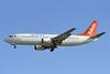 Air North-Yukon's Airline (Canada) Boeing 737-48E C-FANB (msn 25764) YVR (Steve Bailey). Image: 922759.