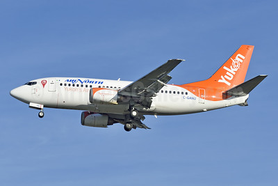 The new 2014 livery of Air North of Canada