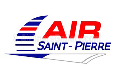 1. Air Saint Pierre logo