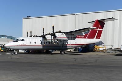 Air Tindi - Tli Cho Air de Havilland Canada DHC-7-103 Dash 7 C-FWZV (msn 81) YZF (Ton Jochems). Image: 928360.