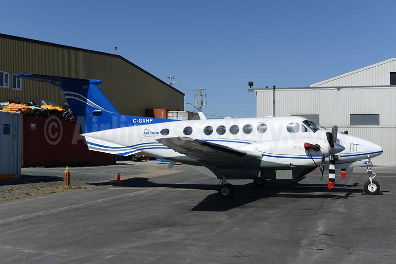 Air Tindi - Discovery Air Beech 1300 Commuter C-GXHF (msn BB-1343) YZF (Ton Jochems). Image: 928364.