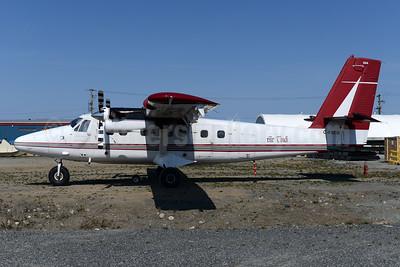 Air Tindi de Havilland Canada DHC-6-300 Twin Otter C-FATM (msn 265) YZF (Ton Jochems). Image: 928357.