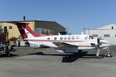 Air Tindi Beech 200 King Air C-FCGU (msn BB-301) YZF (Ton Jochems). Image: 928363.