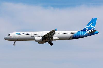 Air Transat Airbus A321-211 C-GEZN (msn 4103) YUL (Gilbert Hechema). Image: 946579.