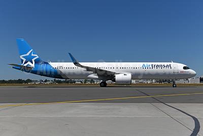Air Transat Airbus A321-271NX WL C-GOIF (msn 8876) BOD (Ton Jochems). Image: 947385.