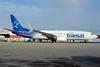 Air Transat Boeing 737-8Q8 SSWL C-GTQB (msn 30696) (Split Scimitar Winglets)  YYZ (TMK Photography). Image: 923395.